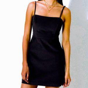 Wilfred Isabelle Black Corduroy Dress